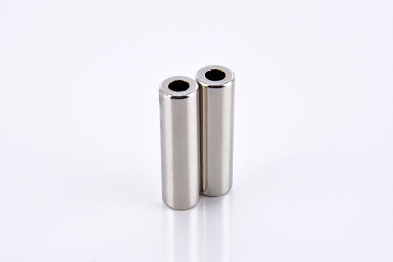Cylinder Magnet with Hole