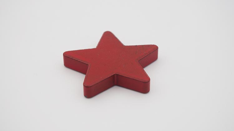 Star-Shaped Magnets